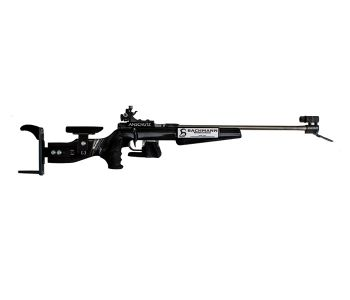 Biathlon stock - standard black